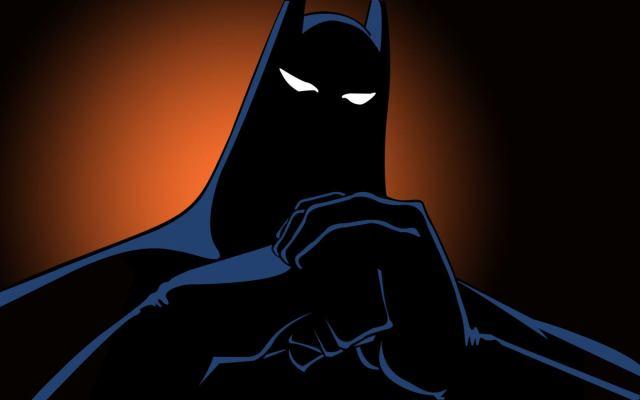 batman - knuckle ready