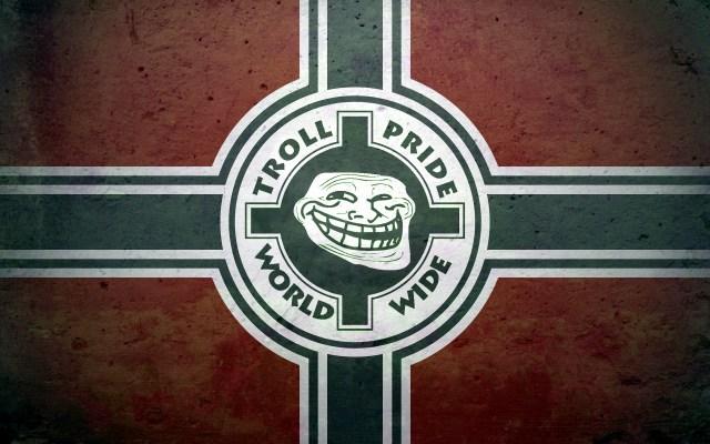 troll pride world wide