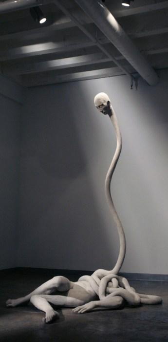 Emil Alzamora - elastic neck