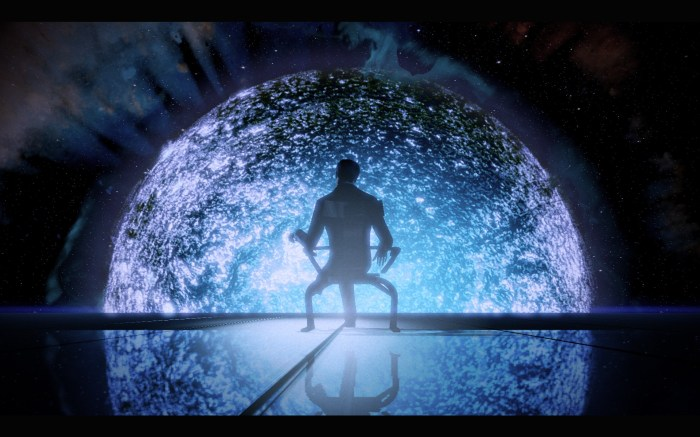 Mass Effect 2 - The Illusive Man