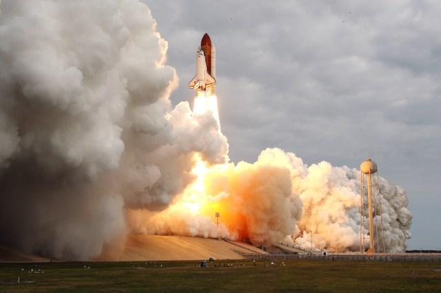 Endeavour's Last Launch