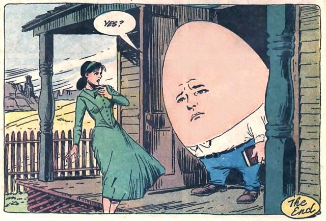 humpty dumpty - YES