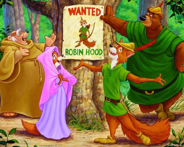 wanted - robin hood