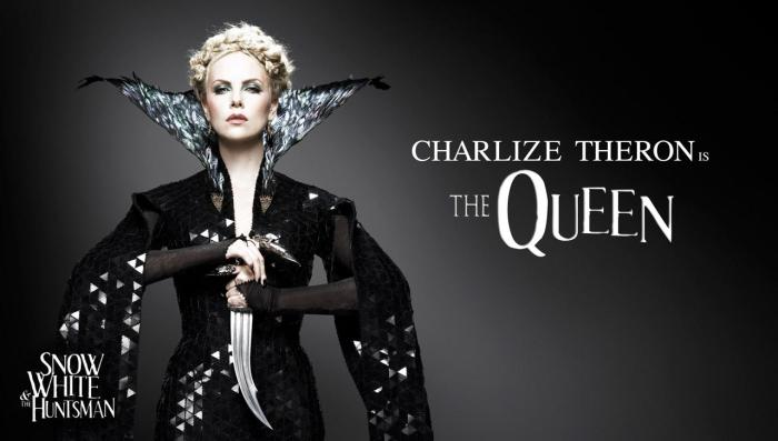 snow white and the huntsman - the queen