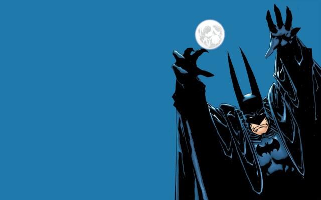 batman is spooky