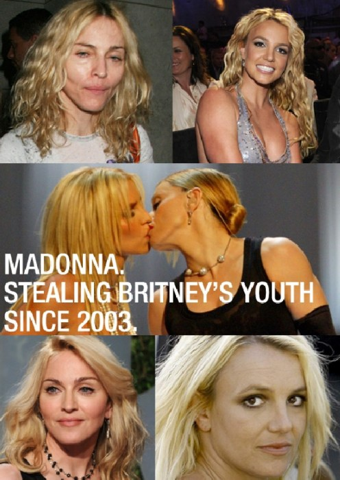 madonna - stealing youth