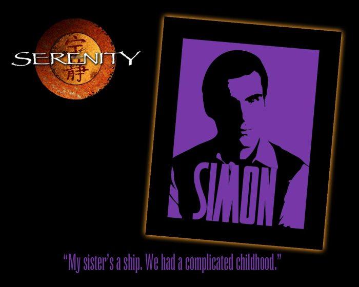 serenity - simon quote