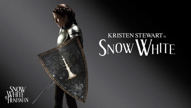 snow white and the huntsman - snow white