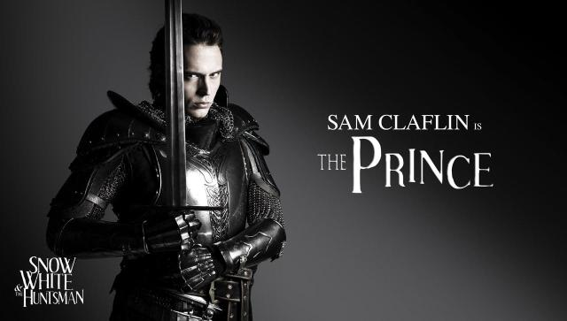 snow white and the huntsman - the prince
