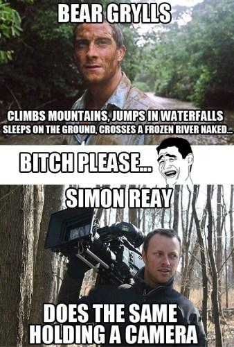 simon reay is a badass
