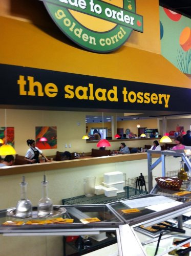 the salad tossery