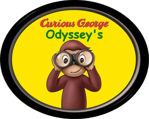 Curious Georges Odyssey