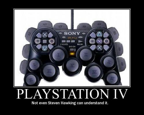 playstation IV