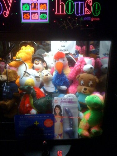 adult claw machine