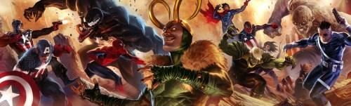 avengers vs dark avengers