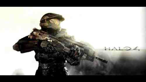 halo 4 - battle rifle