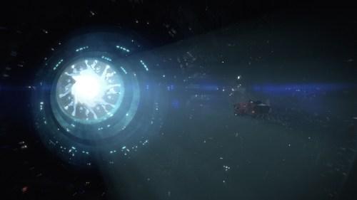 halo 4 - infinity abduction