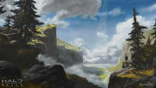 halo reach - pretty valley