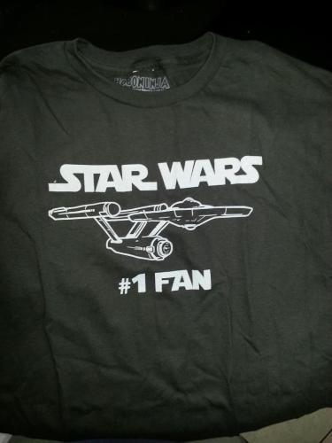 star wars number 1 fan