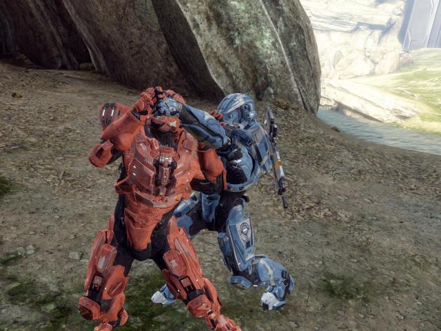 Big Team Infinity Slayer