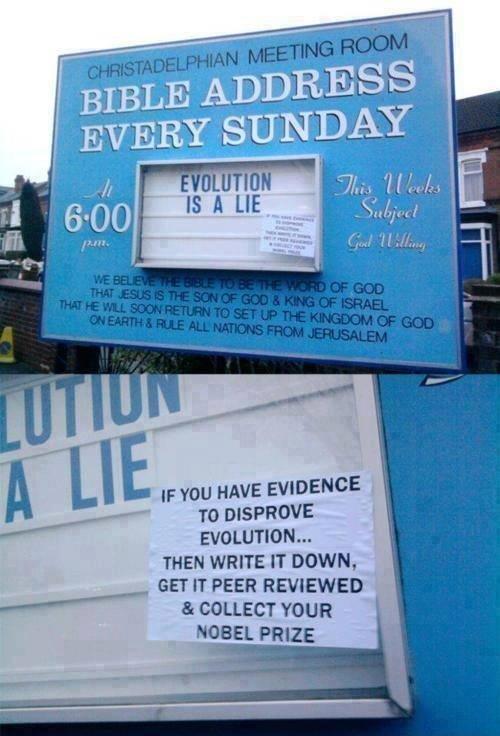 evolution is a lie.jpg