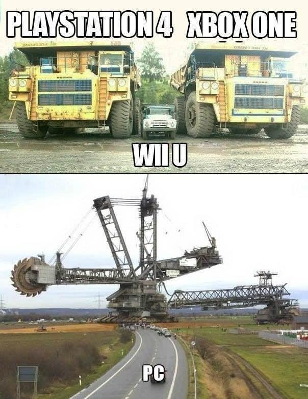 Playstation 4 vs xbox one vs wii u vs PC.jpg