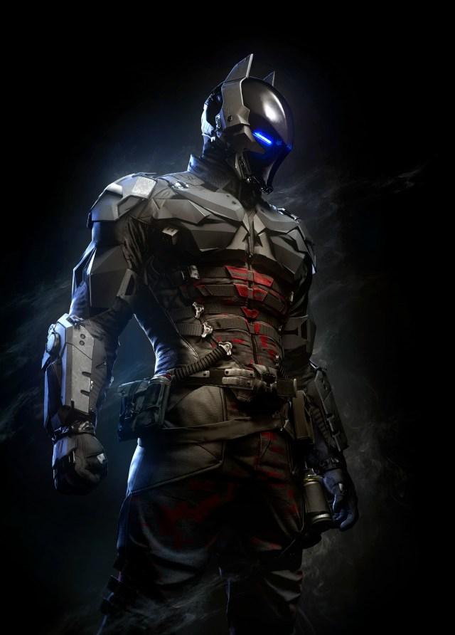 Gotham Knight Full Body
