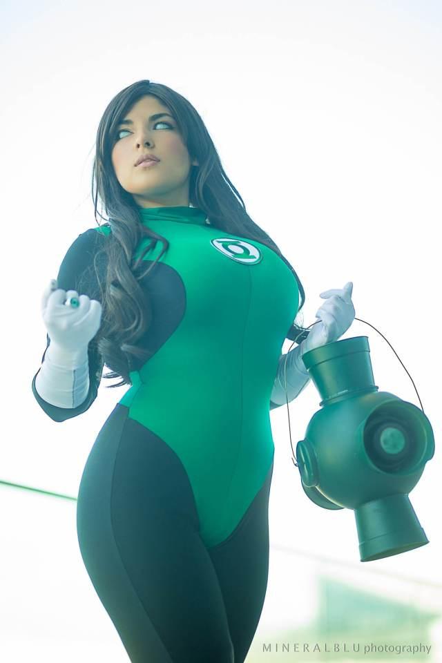 Mariedoll - Green Lantern Cosplay.jpg