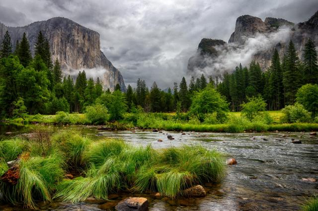 Merced River, Yosemite National Park, CA .jpg