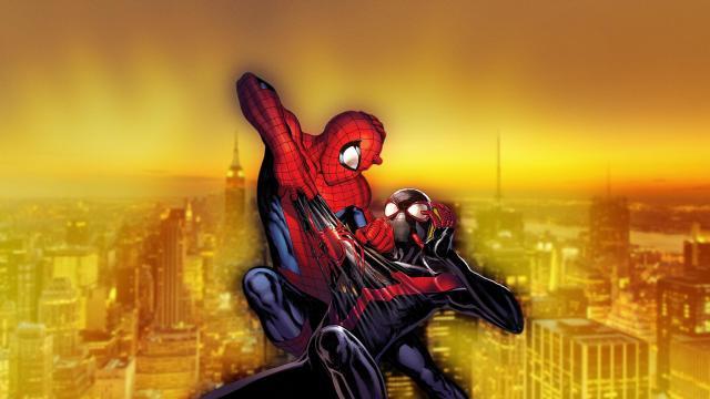 Spider-Man Beating up Spider-man.jpg