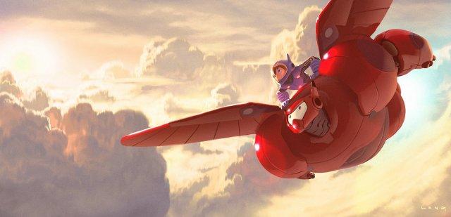 Baymax and Hiro Flying.jpg