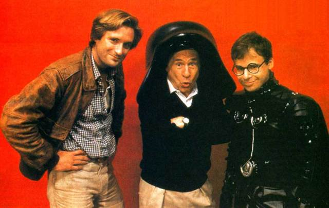Bill Pullman, Mel Brooks and Rick Moranis.jpg
