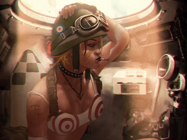 Tank Girl in her tank.jpg
