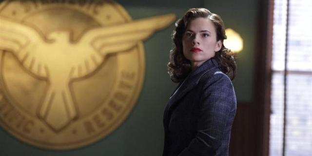Agent Carter and a shield.jpg