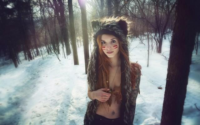 beargirl in the woods.jpg