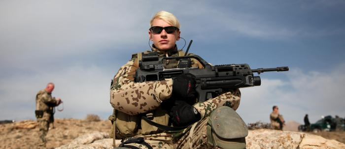 Blonde with a gun.jpg