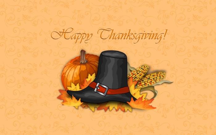 Happy Thanksgiving Wallpaper - Hat.jpg