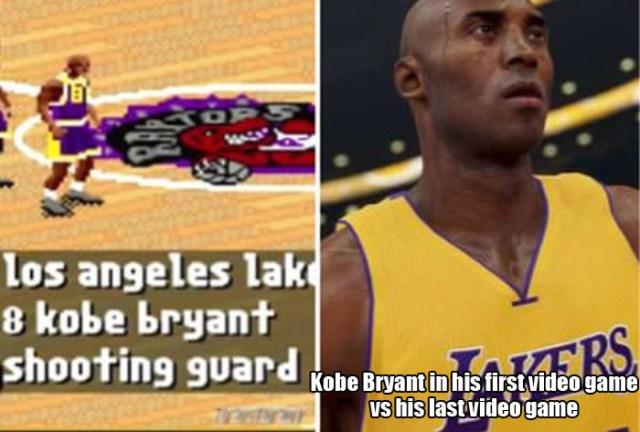 Kobe and his video games.jpg