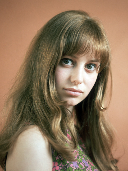 circa 1965: British film and stage actress Susan George. (Photo by Hulton Archive/Getty Images)