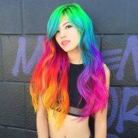 Rainbow hair is awesome.jpg