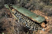 Unexploded Cluster bombs.jpg