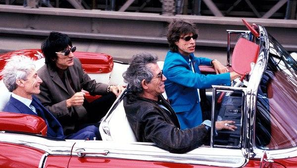 Rolling Stones be rollin
