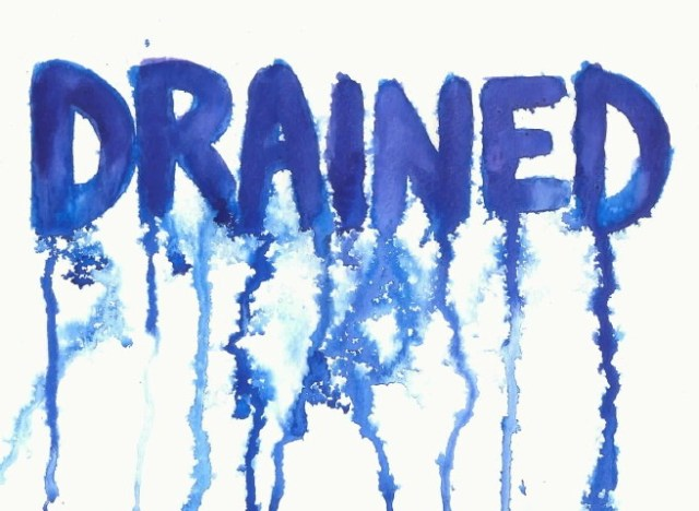 DRAINED