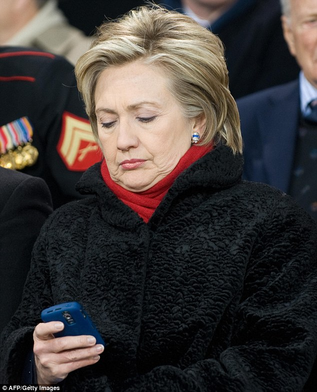 Hillary Clinton checking her email.jpg