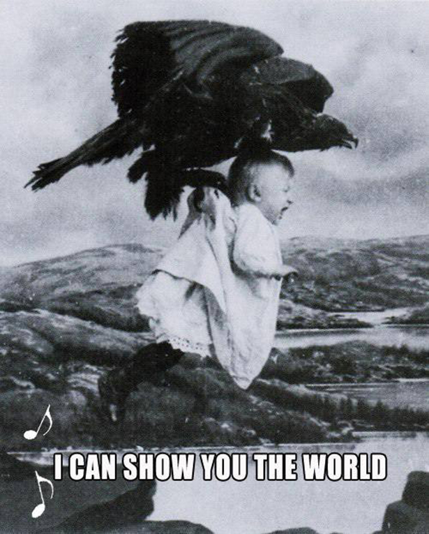 I CAN SHOW YOU THE WORLD