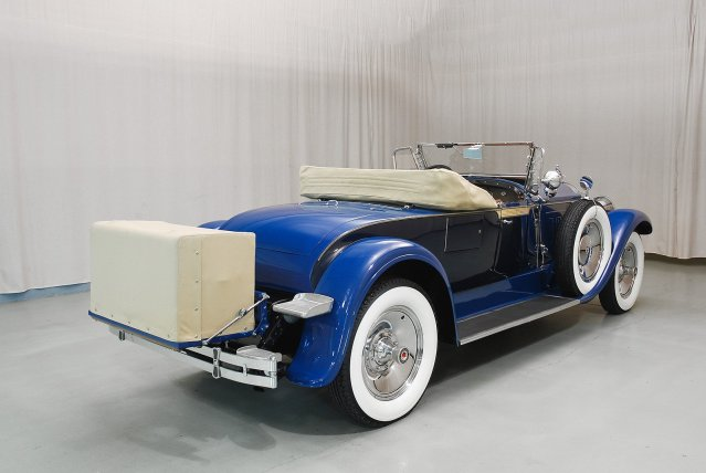 1929 packard 640 roadster c
