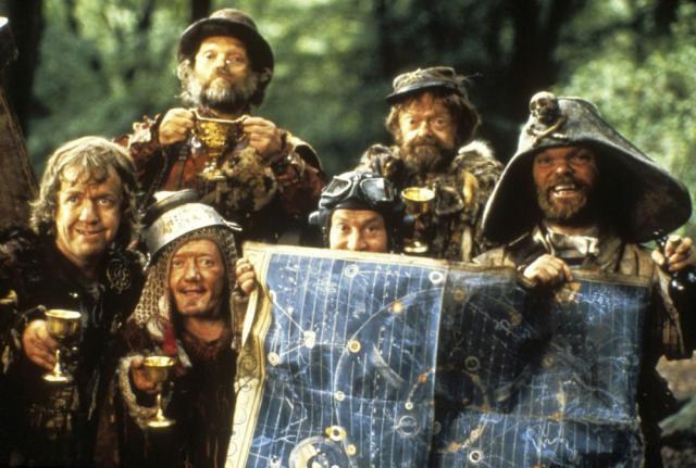 Time Bandits (Kenny Baker as Fidgit)