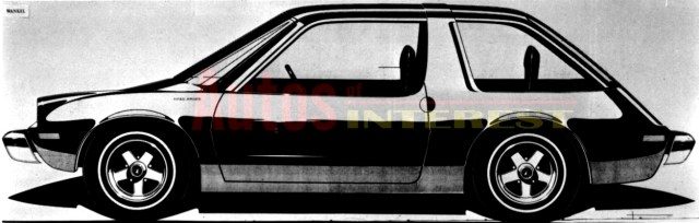 1975-amc-pacer-full-size-tape-drawing-1971-09-01-2