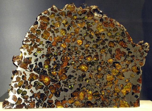 pallasite-meteorite