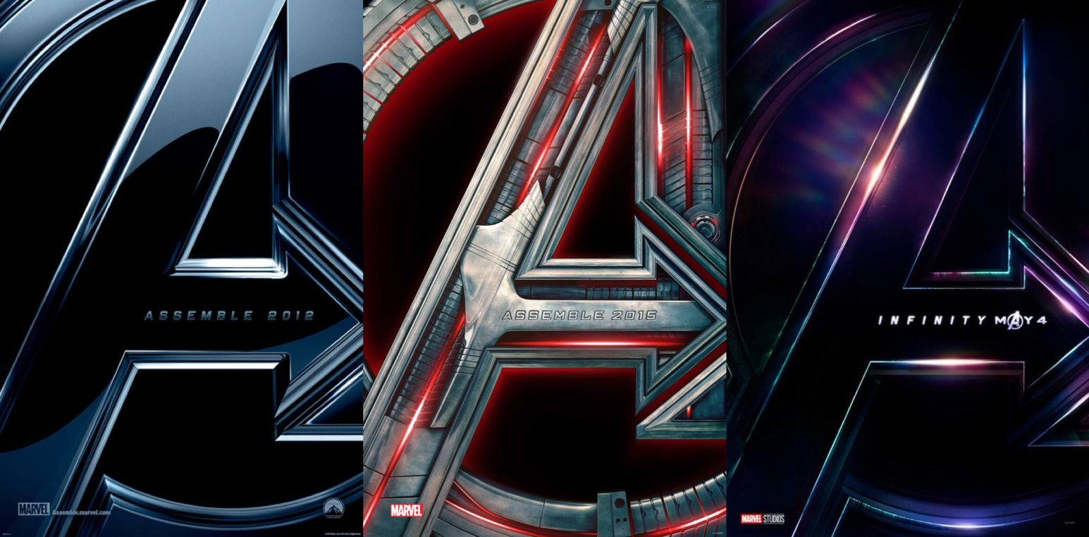 Three Avengers Teaser Posters